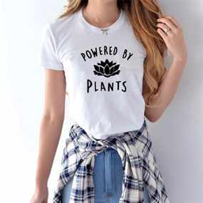 Powered by Plants T-shirt / XL